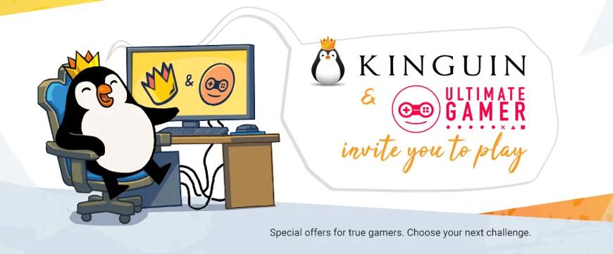 Kinguin - Ultimate Gamer-1