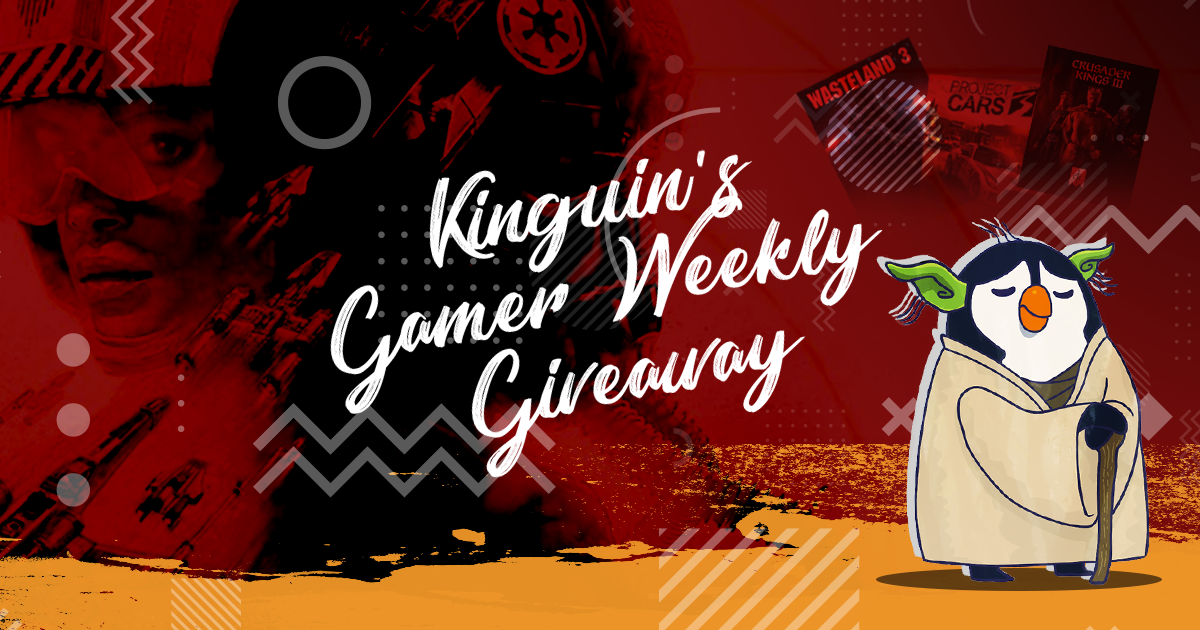 Kinguin Gamer's Giveaway: Star Wars Squadron edition