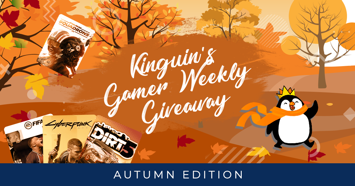 Kinguin Gamer's Giveaway: Autumn Edition