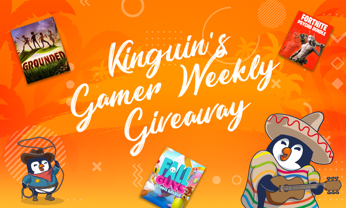 Kinguin Gamer's Giveaway: The Epic Heat
